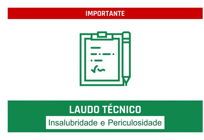 Link para download de laudo de insalubridade